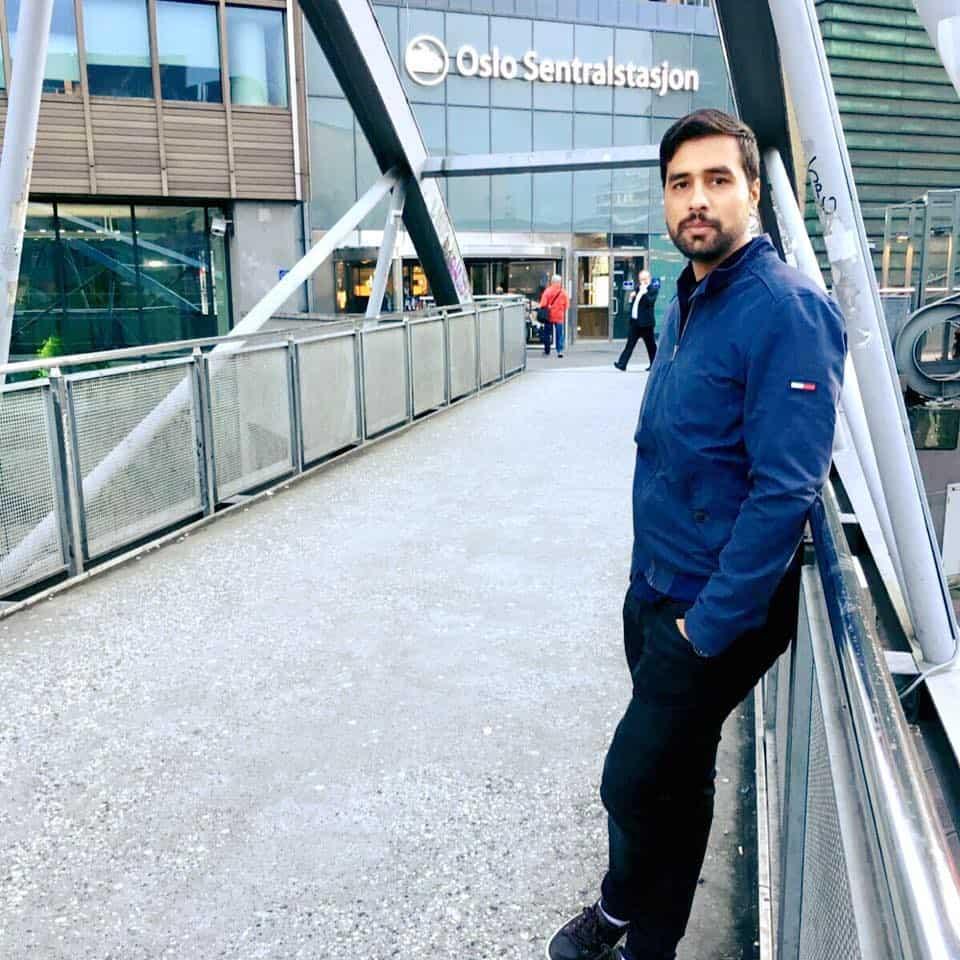 Syed Jawad Haider